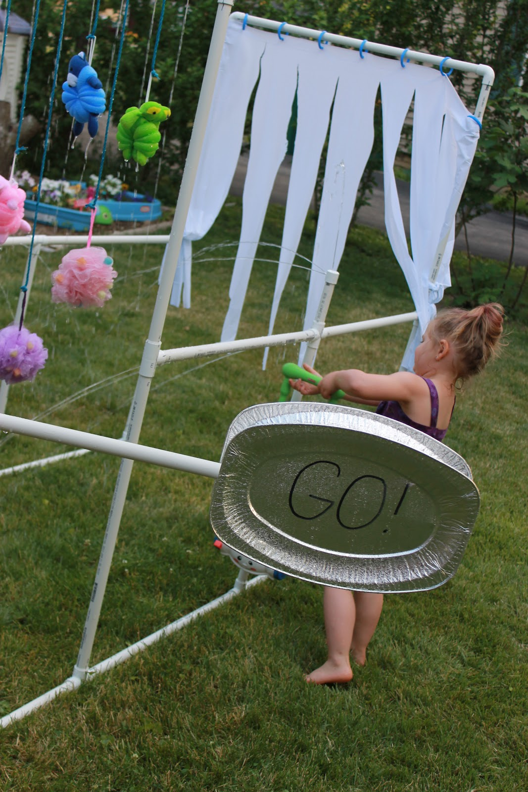 Diy Deluxe Kid Wash Sprinkler For 40 The Mom Standard